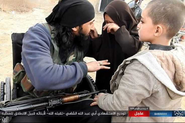 isis wheelchair suicide bomber