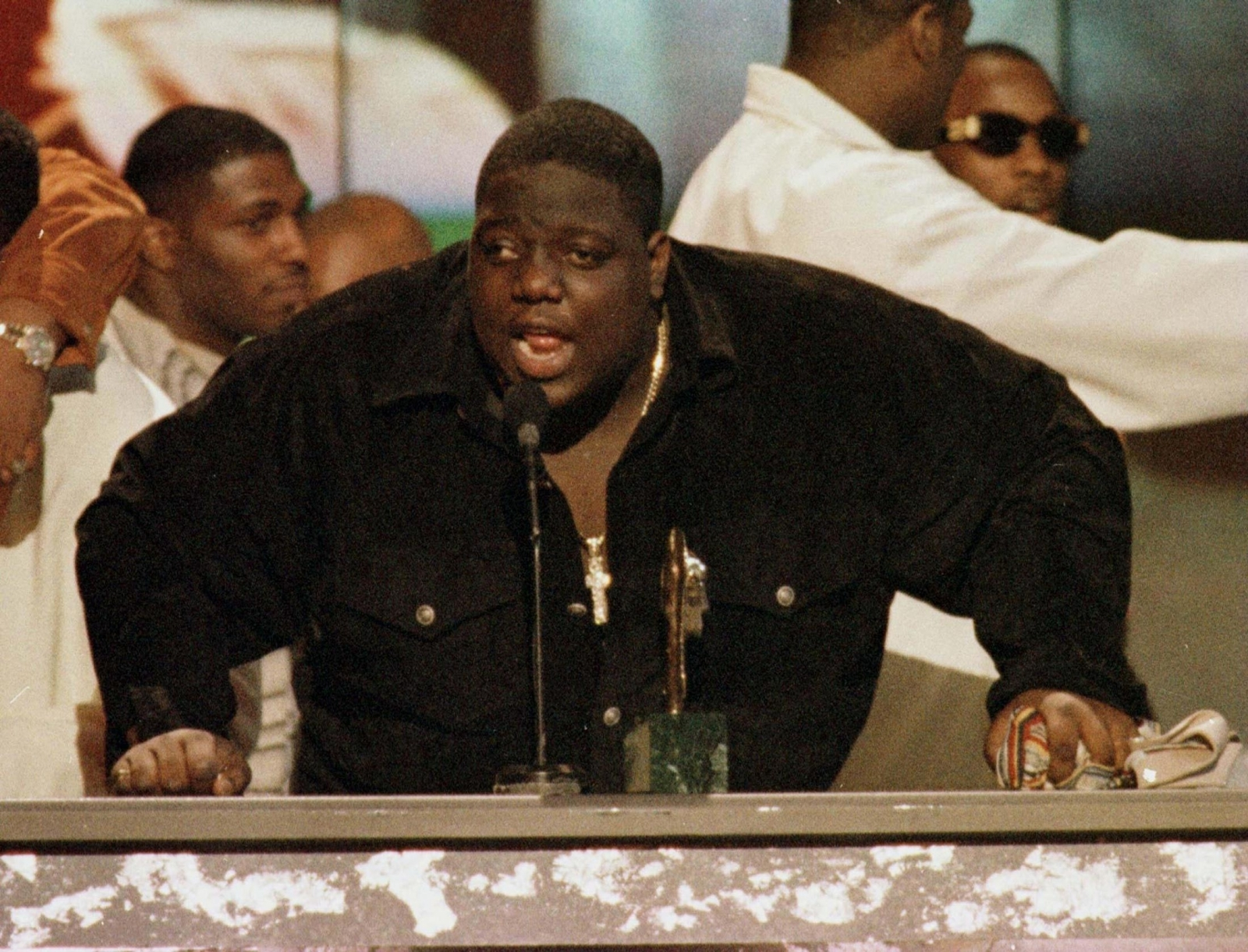 Biggie Smalls murder scene is now home to billboard for ...