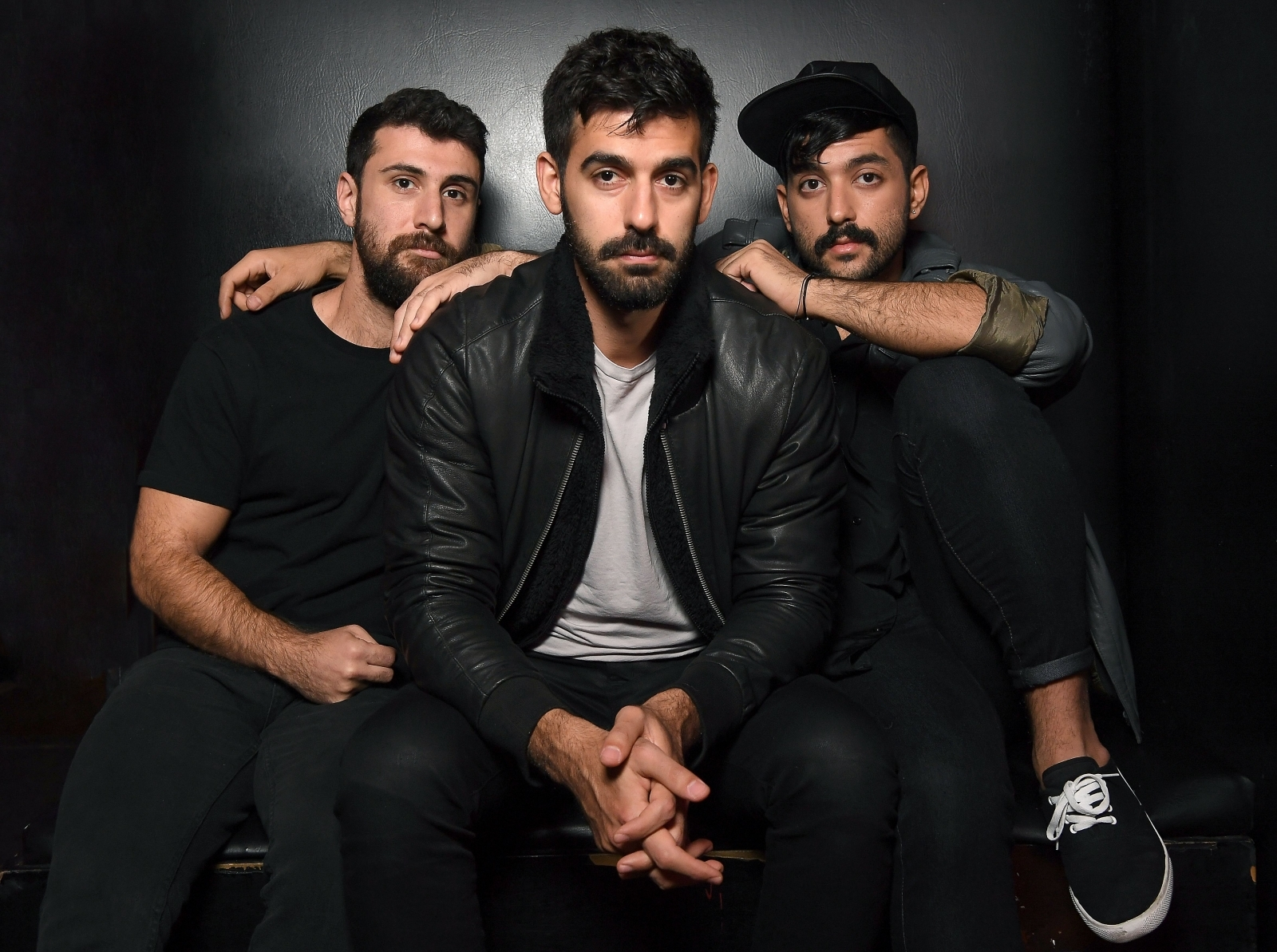 Lebanese band Mashrou' Leila