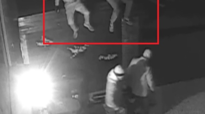 Police are hunting a gang of thieves who burst into homes to steal jewellery and cash and douse their victims with bleach to hide DNA evidence