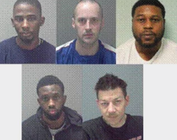 Drug gang jailed