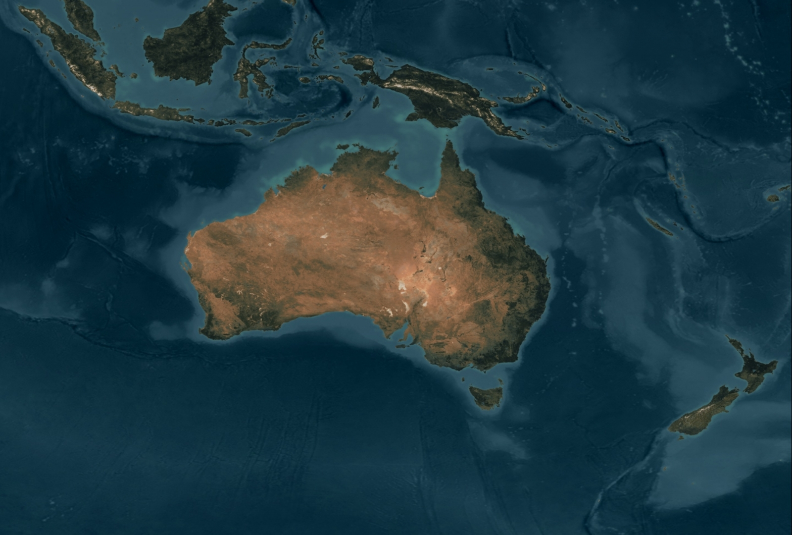 Australia, Canada Were Once Connected As Part Of Supercontinent Nuna