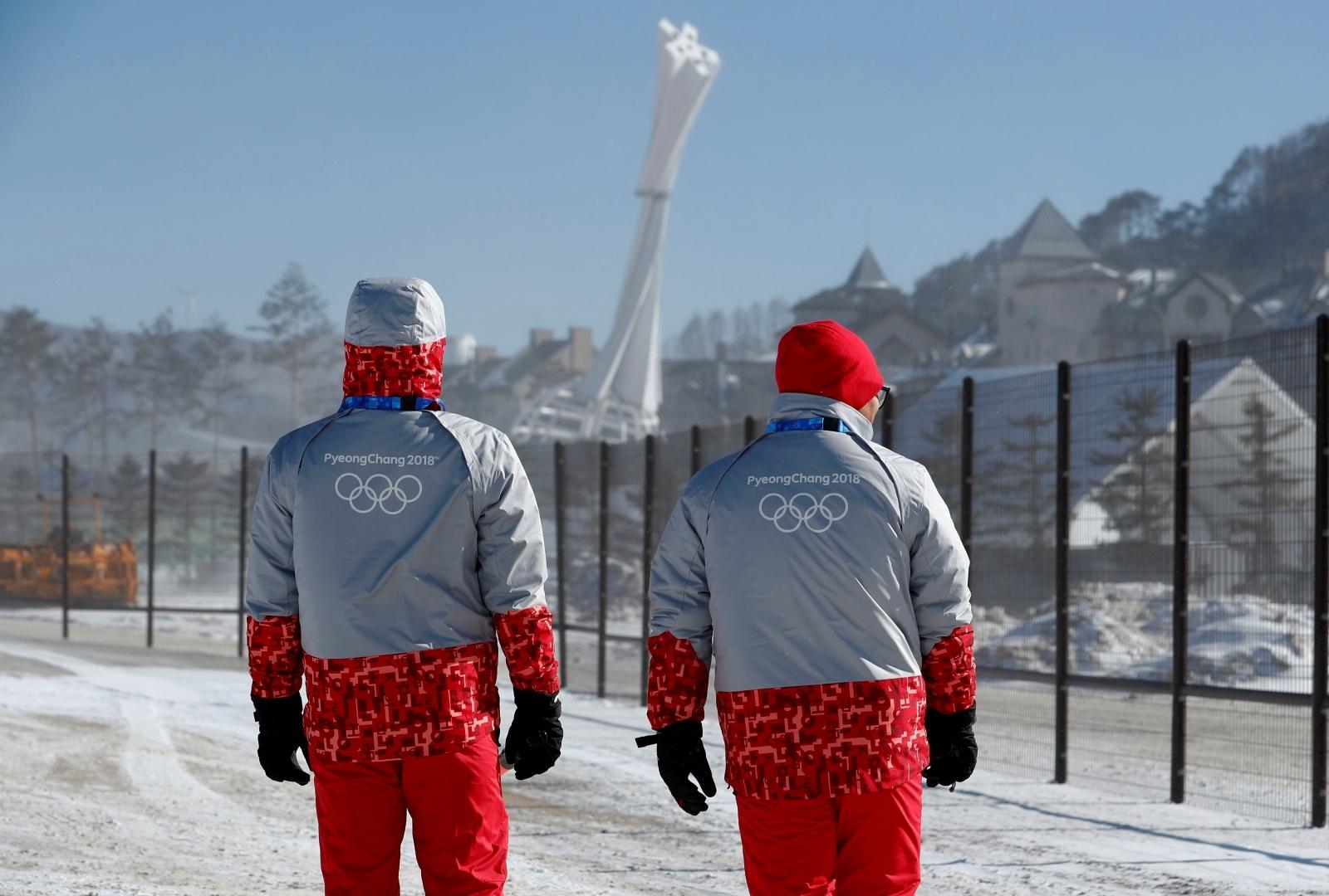 North Korea in Winter Olympics
