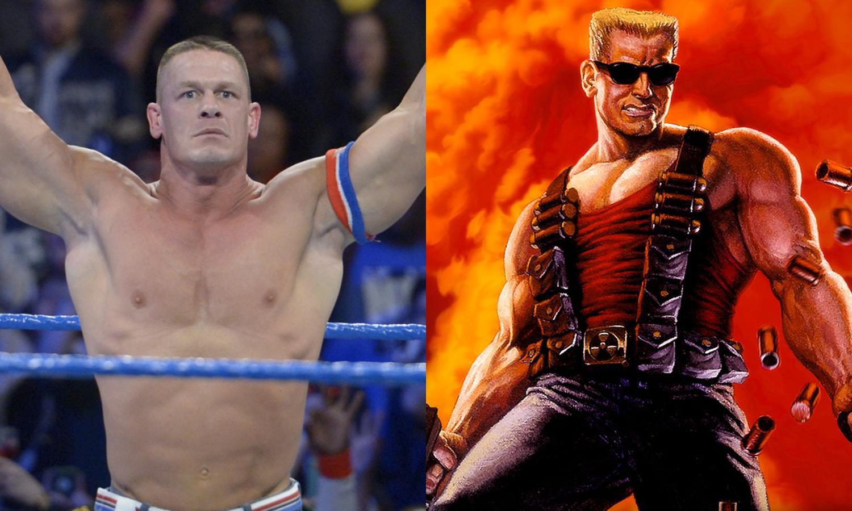 A Duke Nukem movie starring John Cena might actually happen