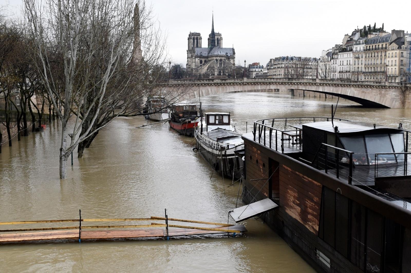 France floods