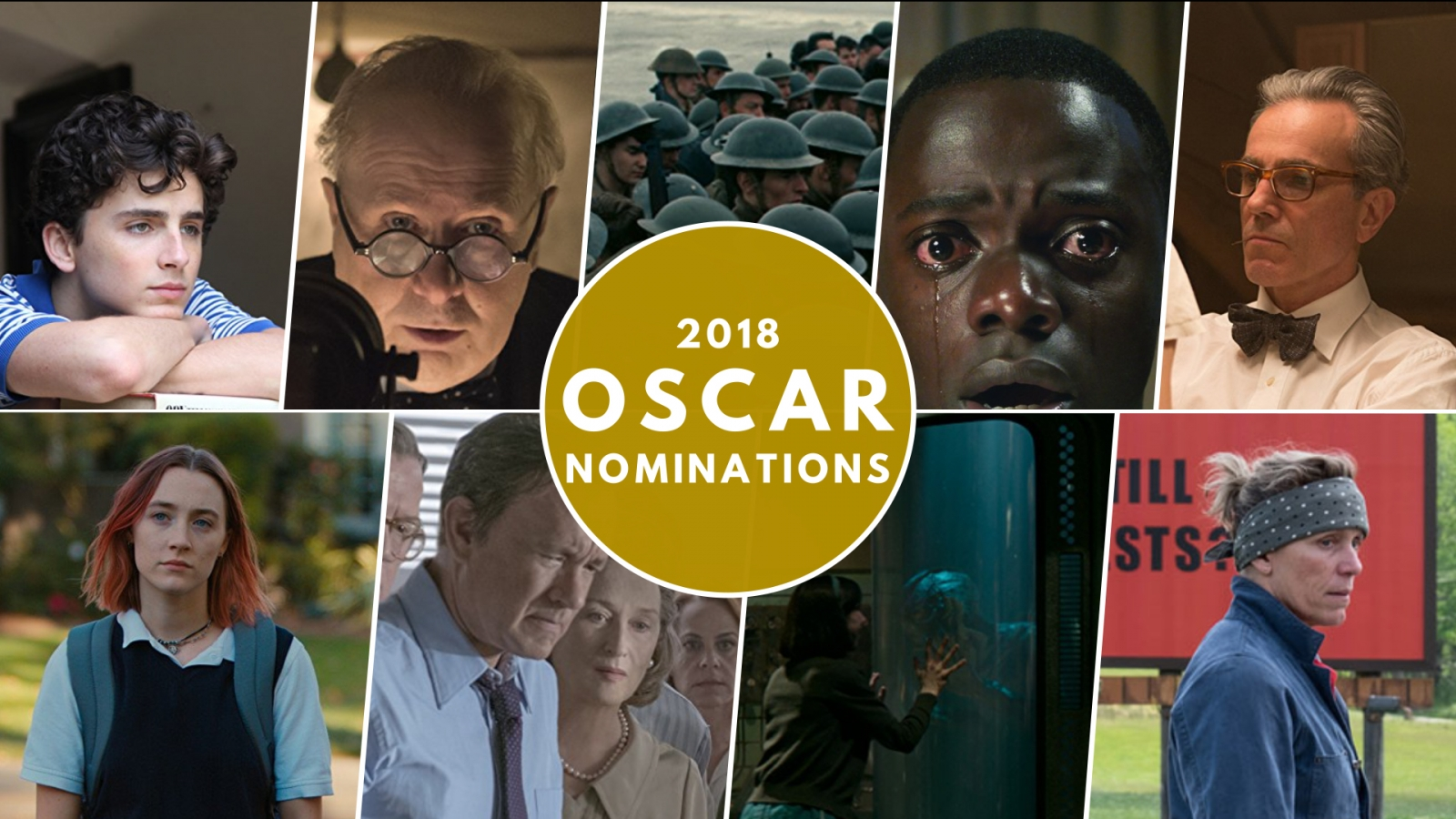 2018 Oscar Nominations