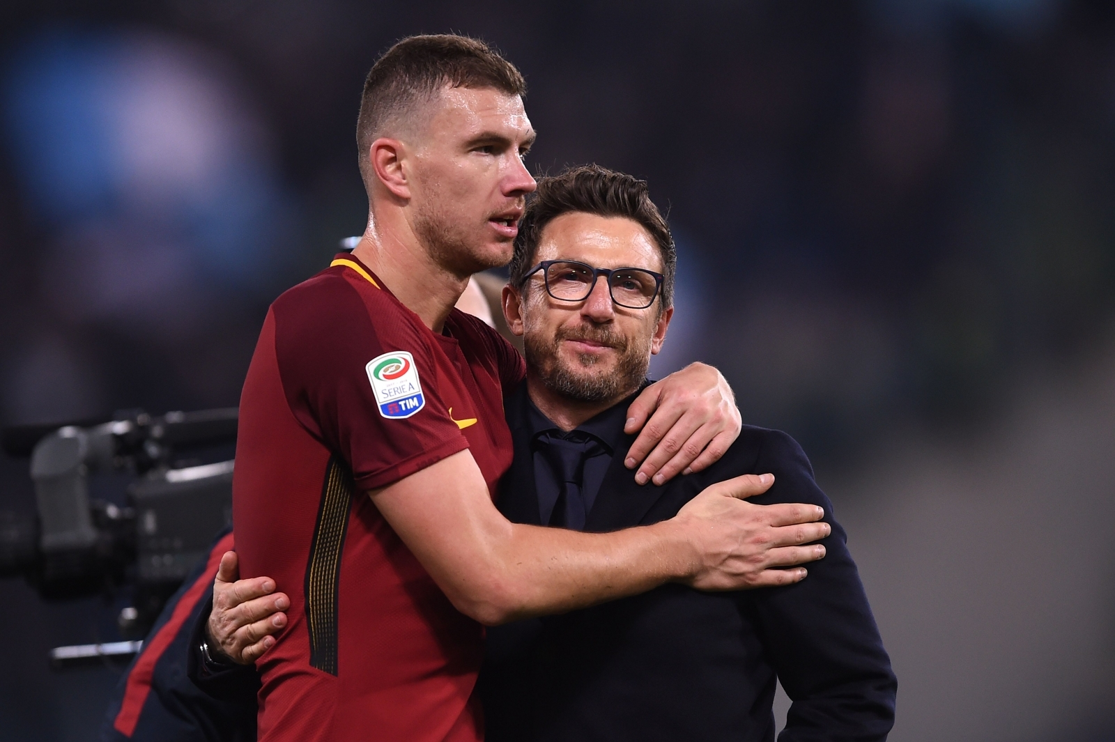 Edin Dzeko To Start For Roma At Sampdoria As Chelsea