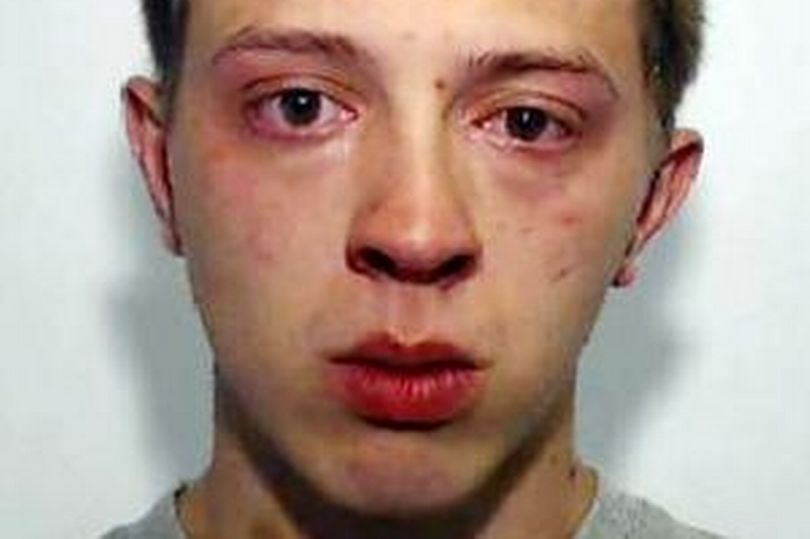 Jake Rouse was jailed for 17 years for a string of robberies has ended up sharing a cell with his dad