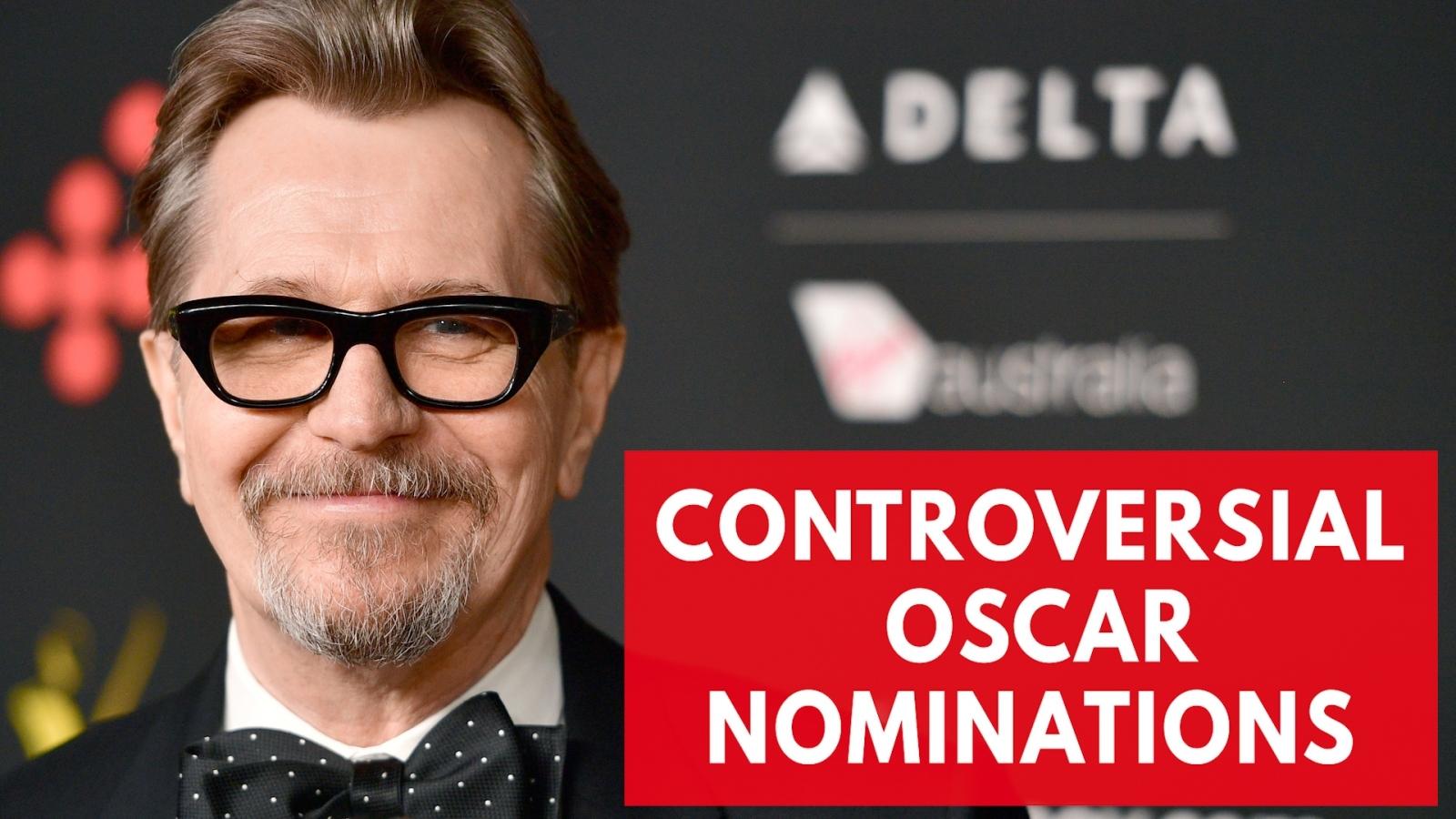 Controversial Oscar nominations