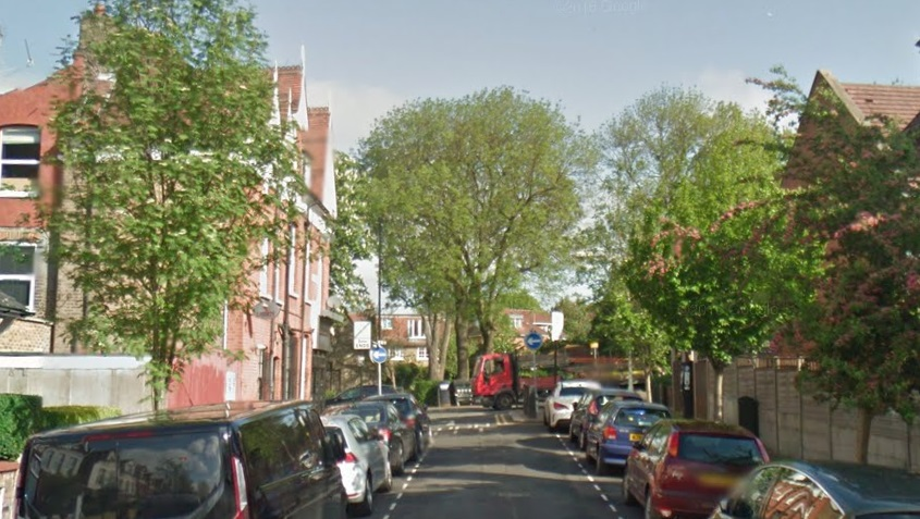 Nelson Road, Crouch End, north London