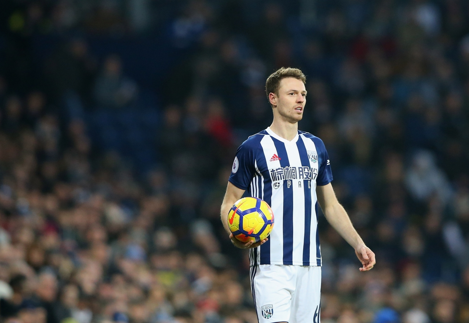 Evans available at the right price, says Pardew