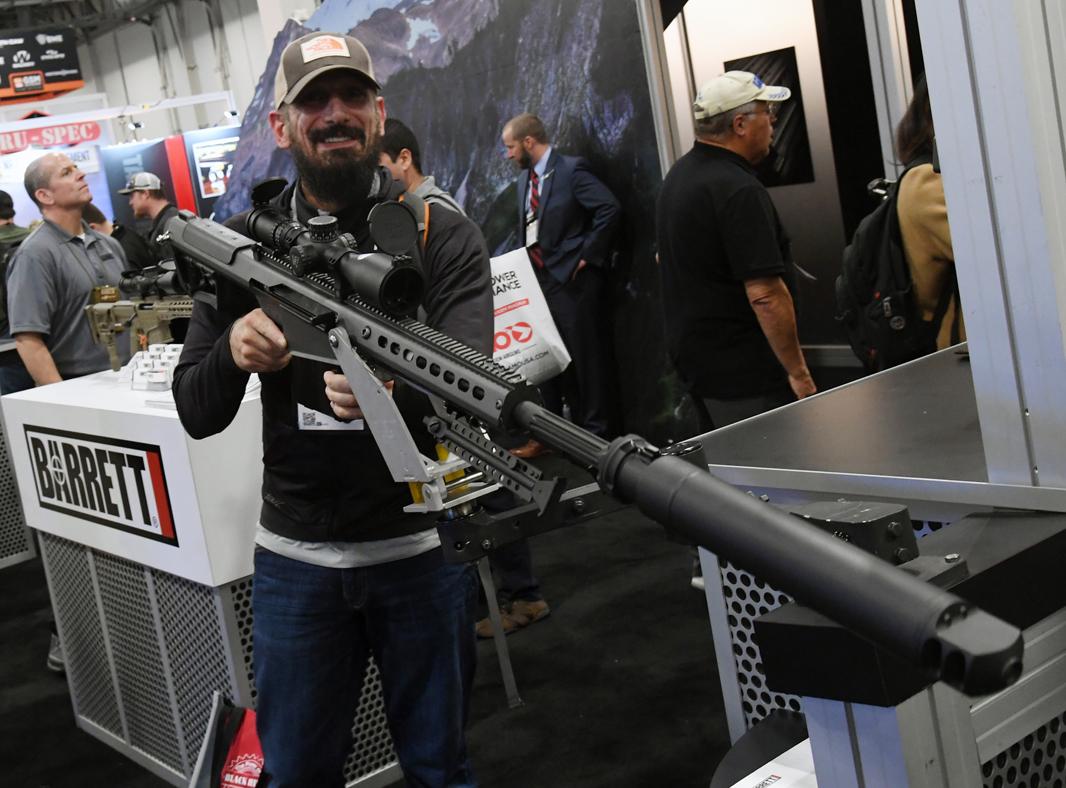Las Vegas SHOT Show