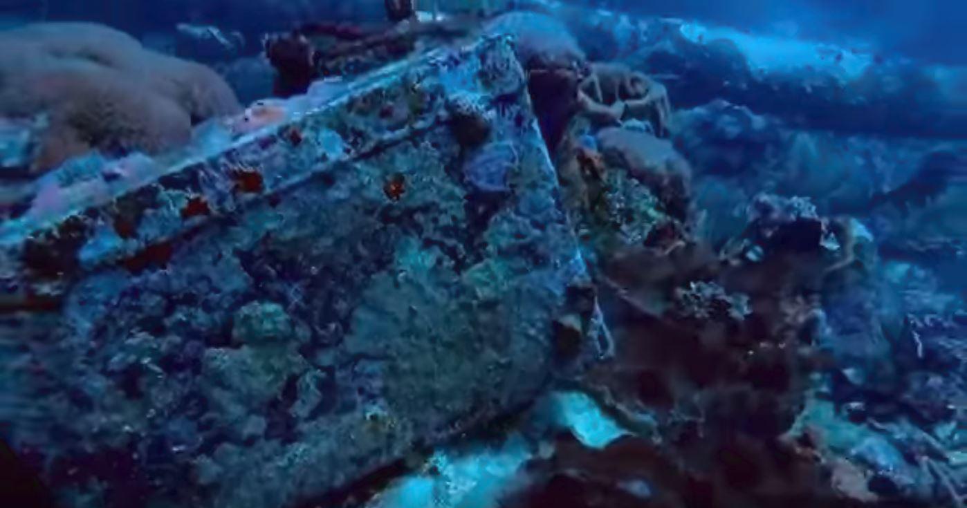Escobar submarine