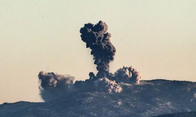 Turkey Afrin Syria Kurds