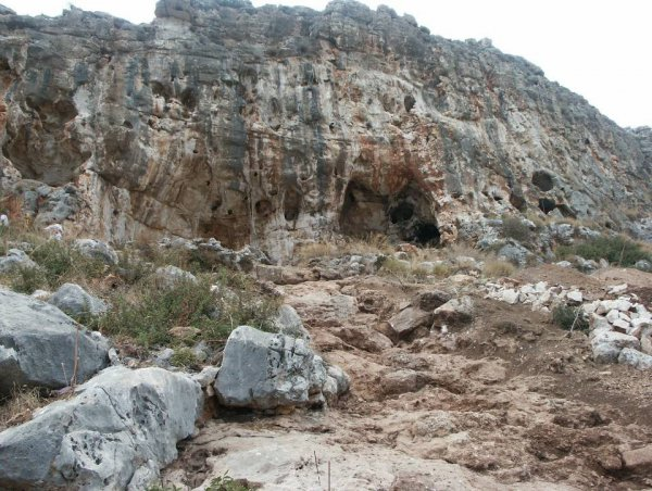 The Misliya cave site