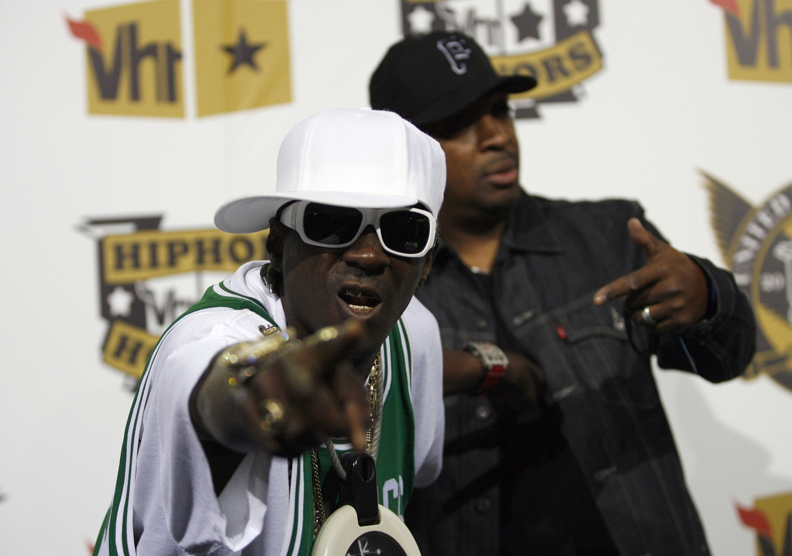 Flavor Flav Gets Viciously Attacked In Las Vegas Casino