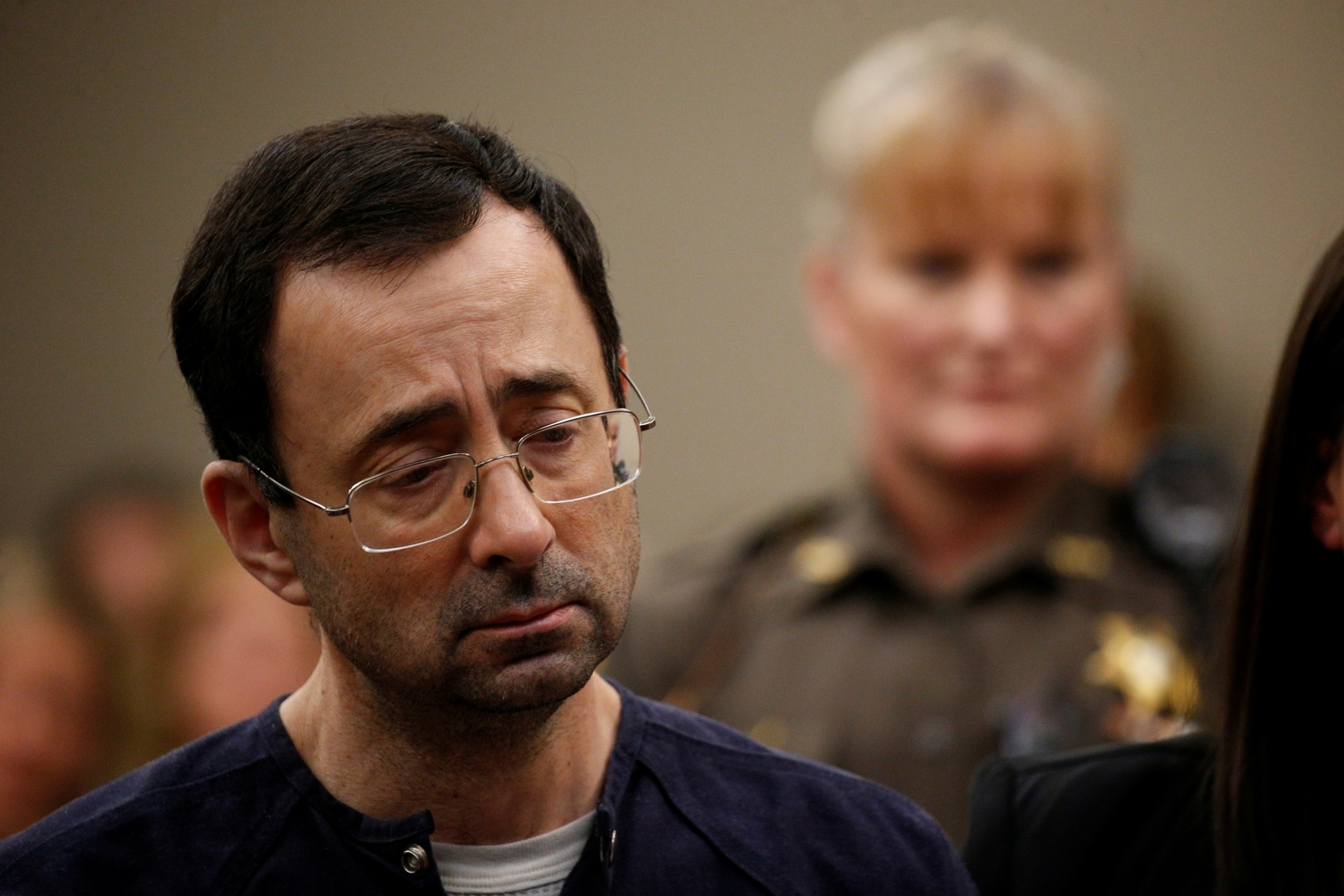 NCAA to Investigate Michigan State Over Nassar