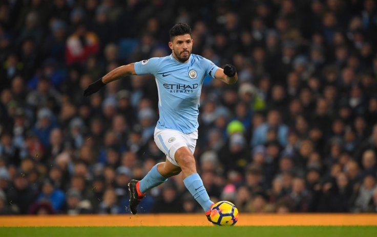 Sergio Aguero involved in car crash ahead of Manchester City morning training
