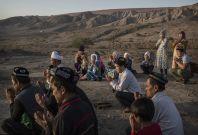 China Muslim Uighurs