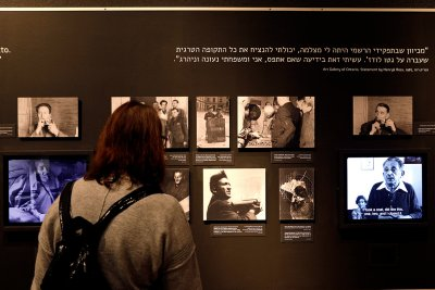 Flashes of Memory Photography Holocaust Yad Vashem