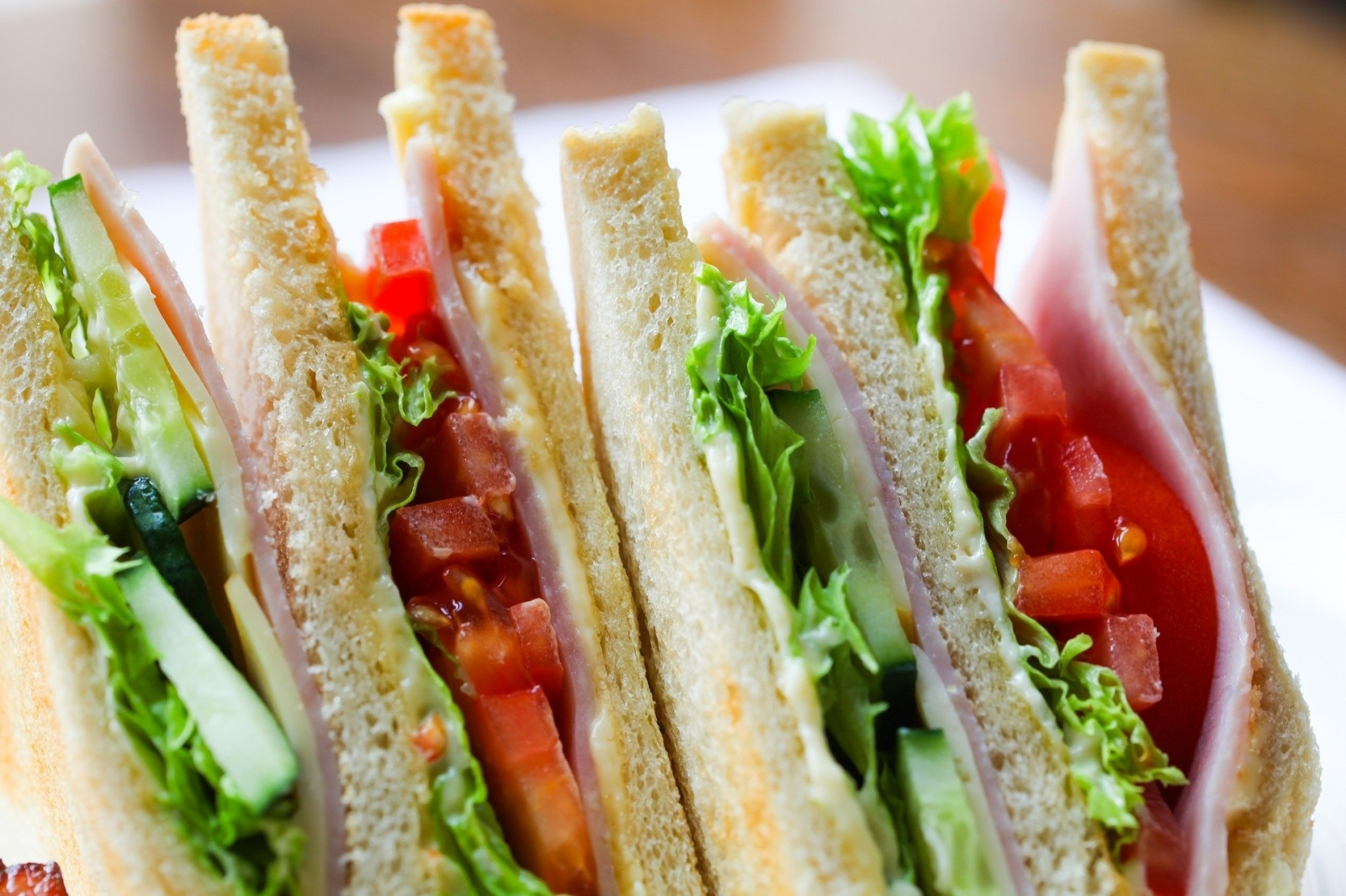 Sandwiches do same environmental damage 'as millions of cars'