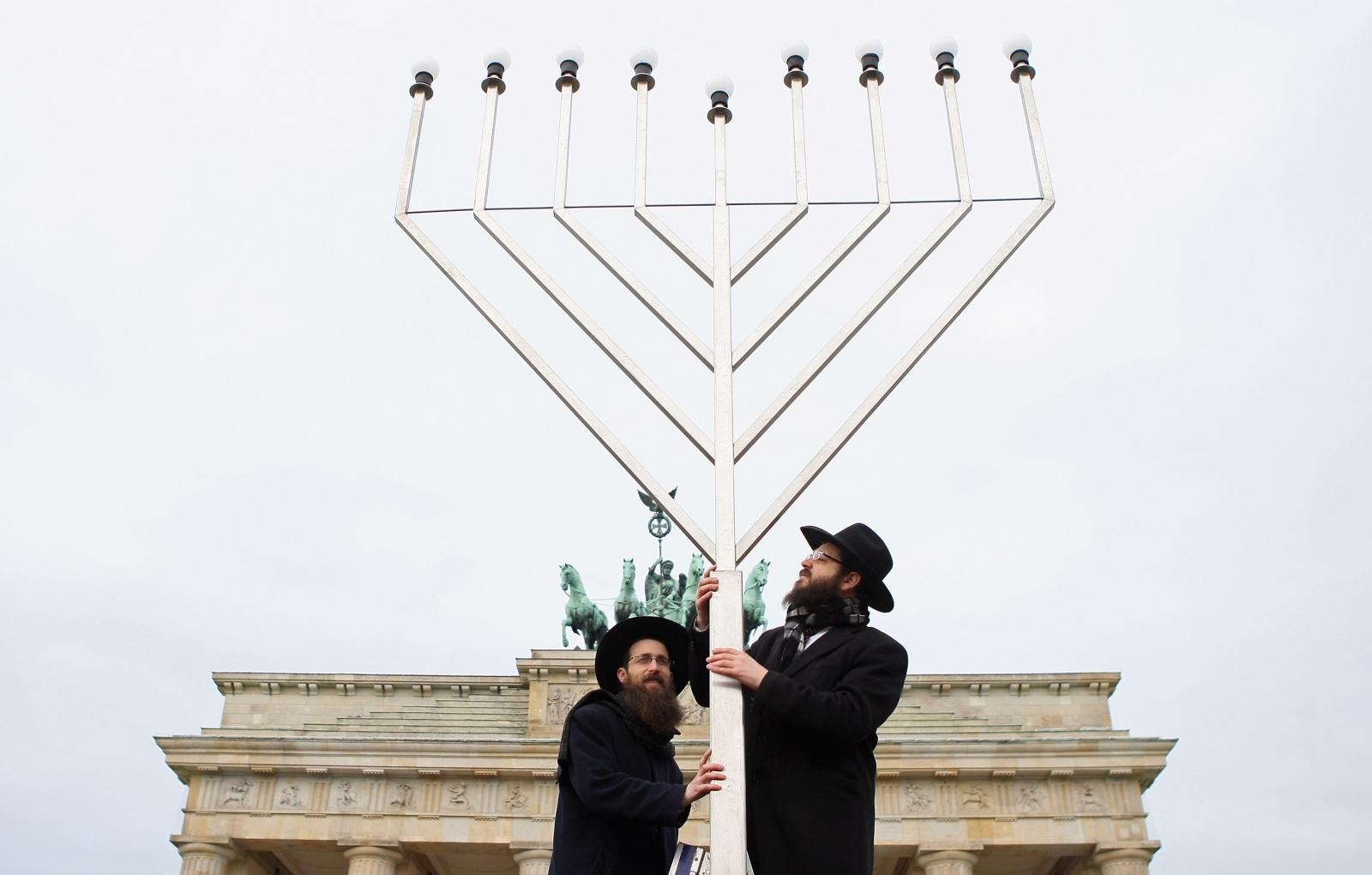 Orthodox Jews Germany