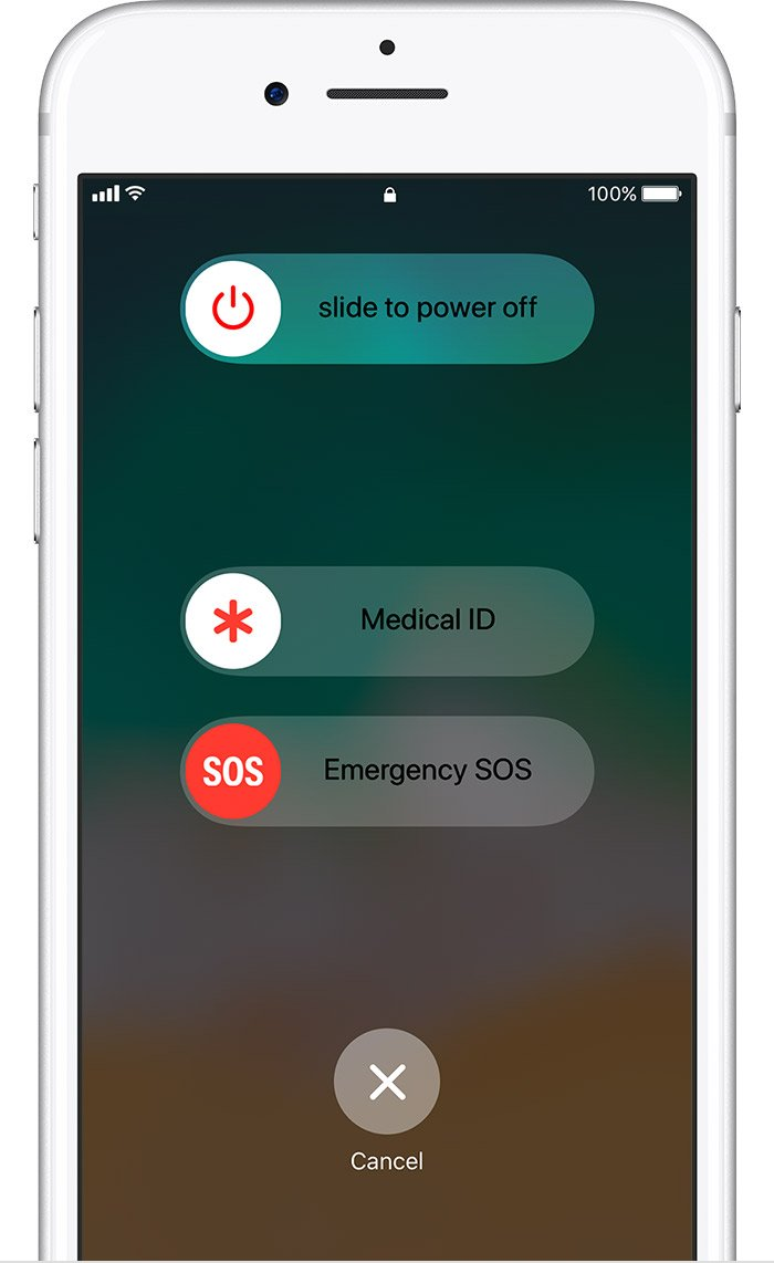 Apple iPhone emegency calls
