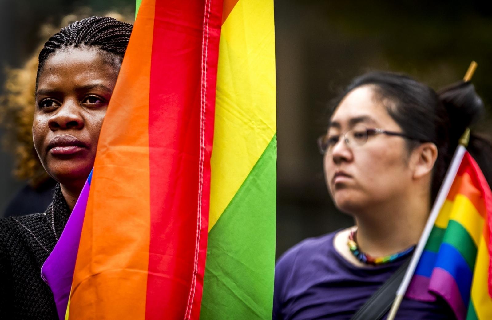 Gay asylum seekers