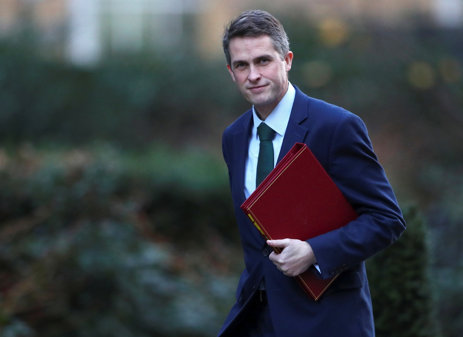 Defence secretary Gavin Williamson's fears worthy of Monty Python, says Moscow