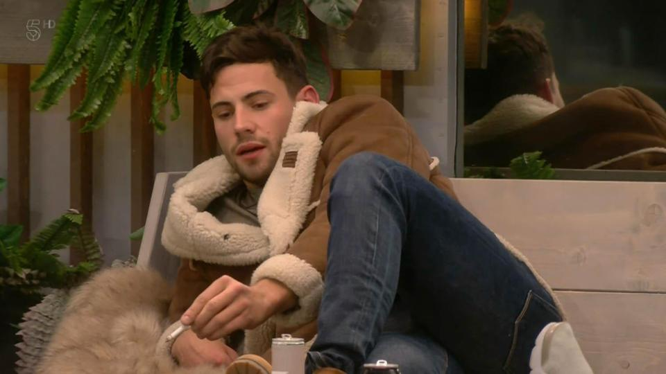 CBB's Shane Jenek reveals his 'brain is racing' over Andrew Brady