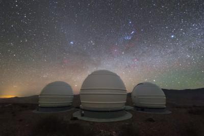 ExTra telescopes