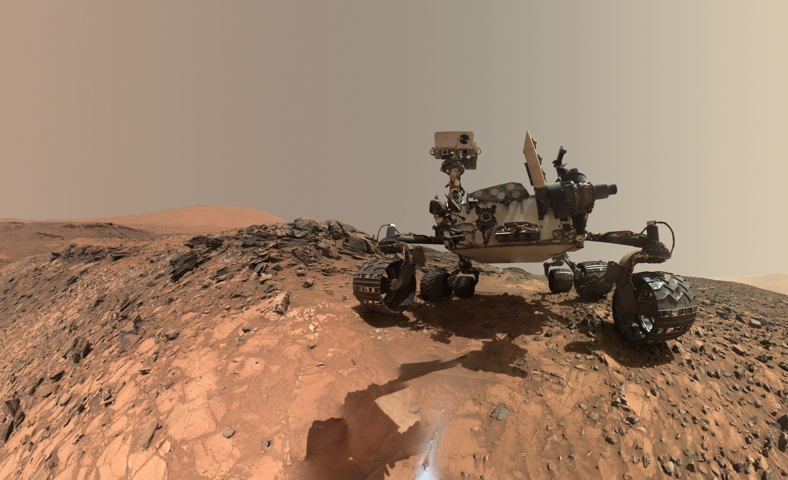 nasa rover selfie - photo #14