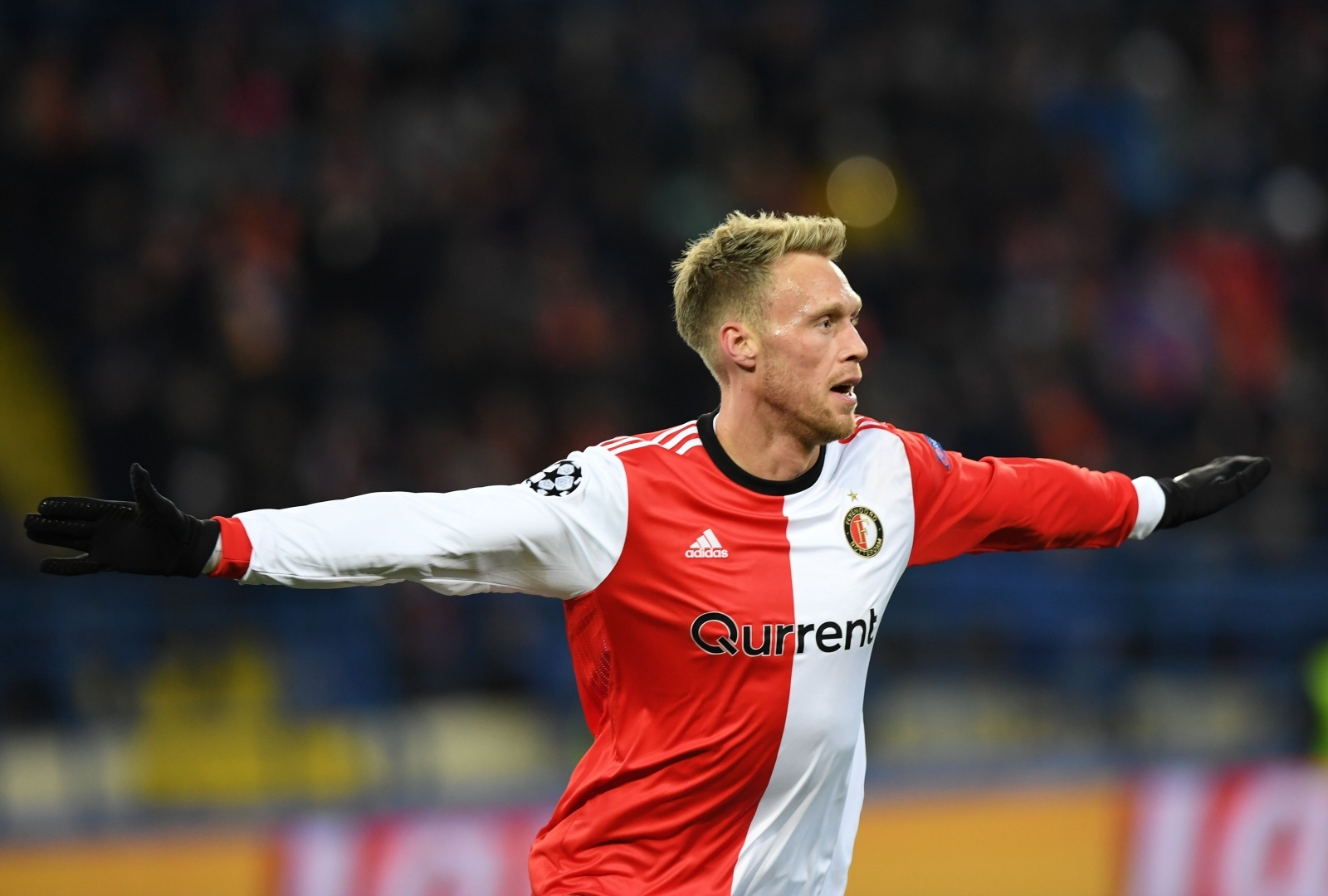 Feyenoord reject second bid for striker Nicolai Jorgensen