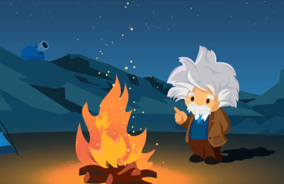 Salesforce AI software 'Einstein'