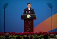 Xi Jinping Belt and Road Initiative Forum