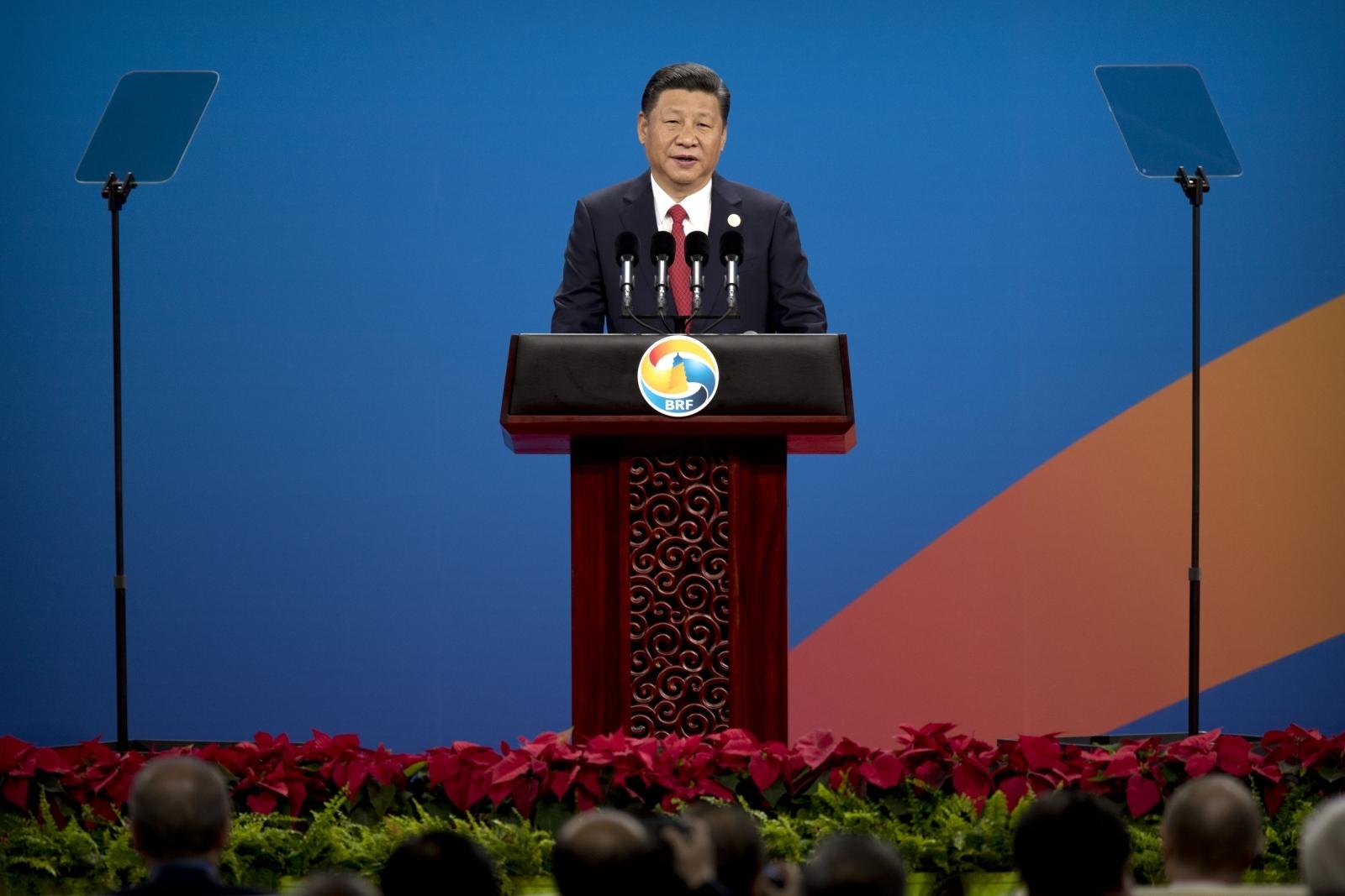 Xi Jinping Belt and Road Initiative Forum