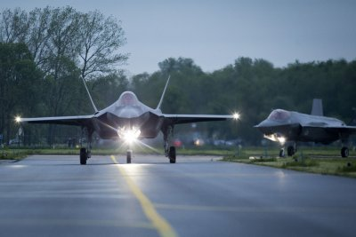 F-35A stealth fighter jets
