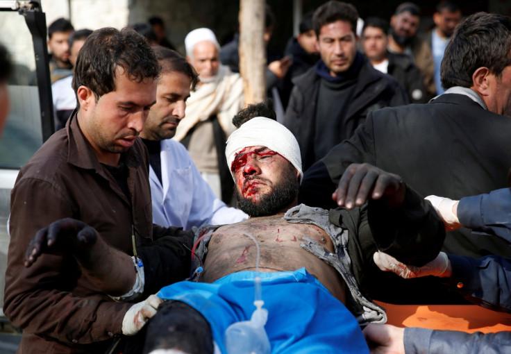 Kabul Taliban attack