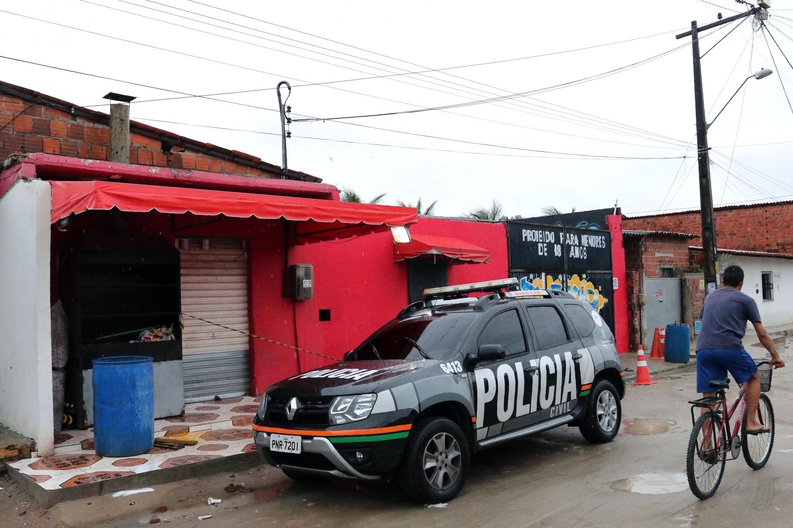 Brazil nightclub shooting