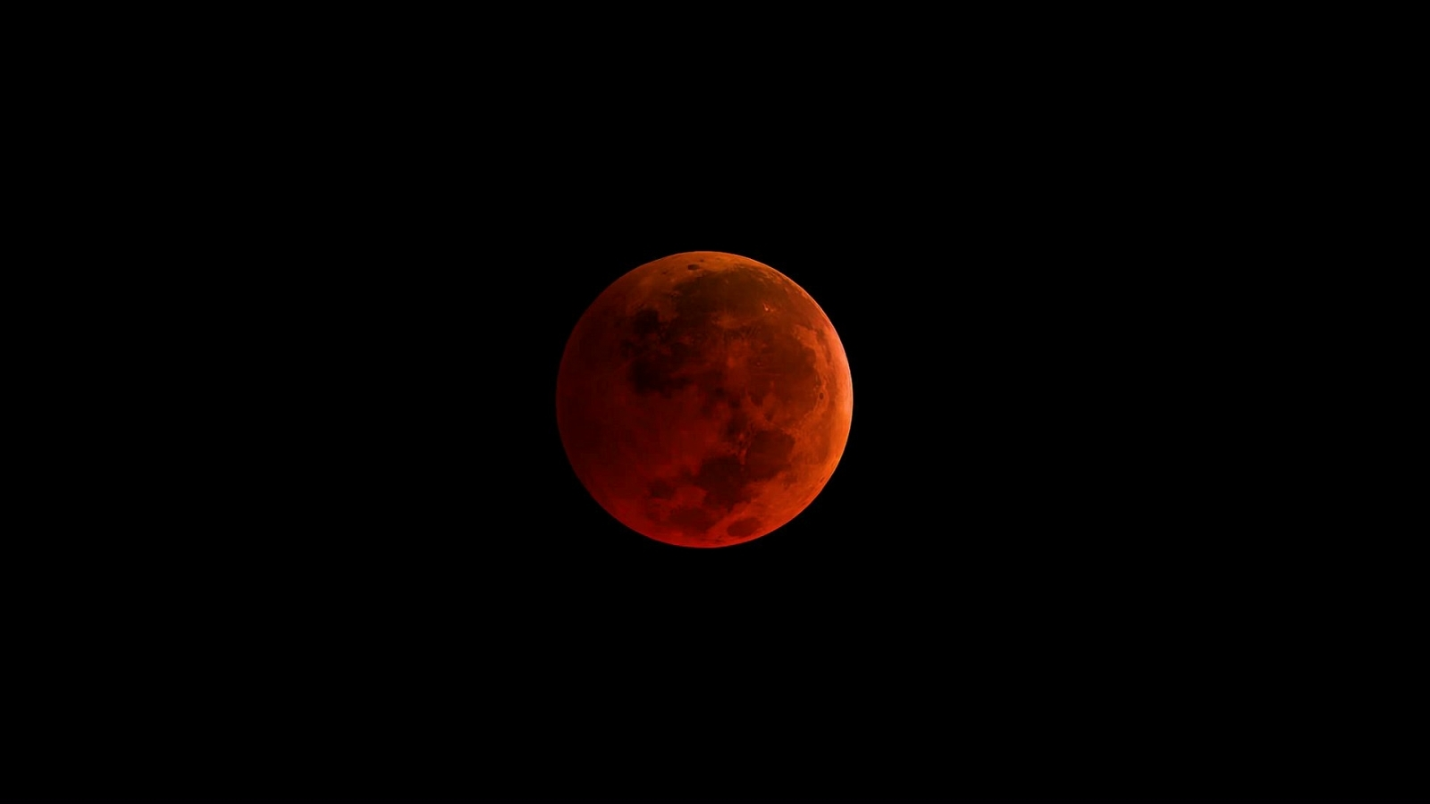 blood moon of 2018 - photo #13