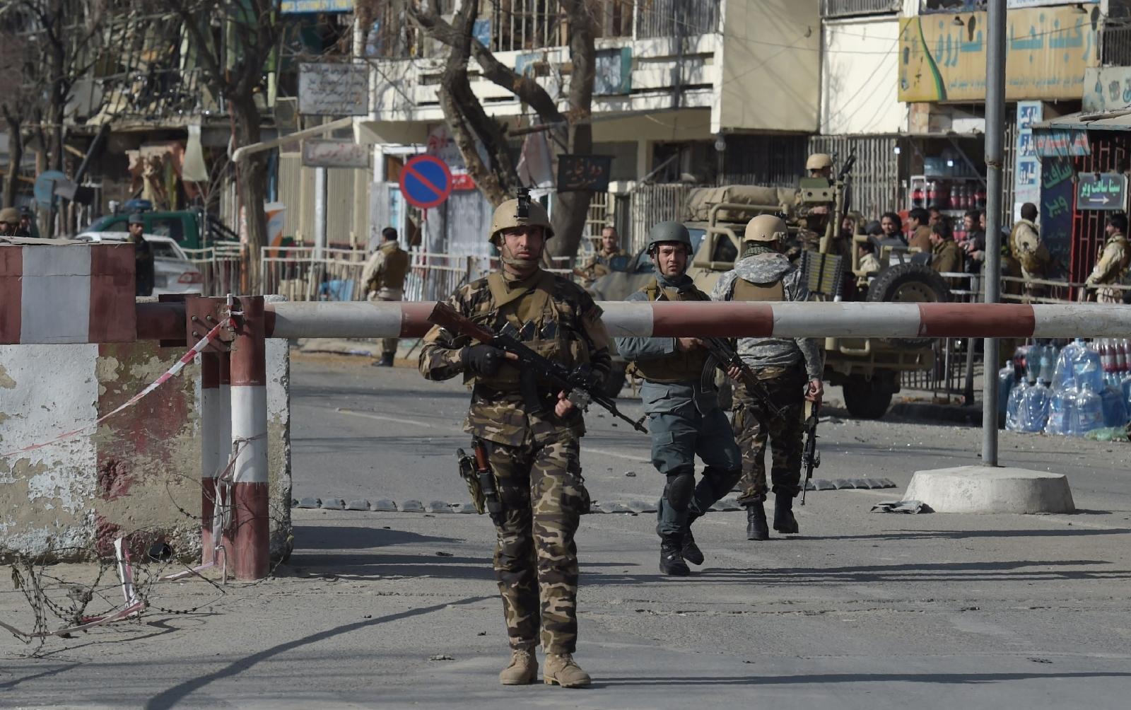 Kabul bombing death toll rises