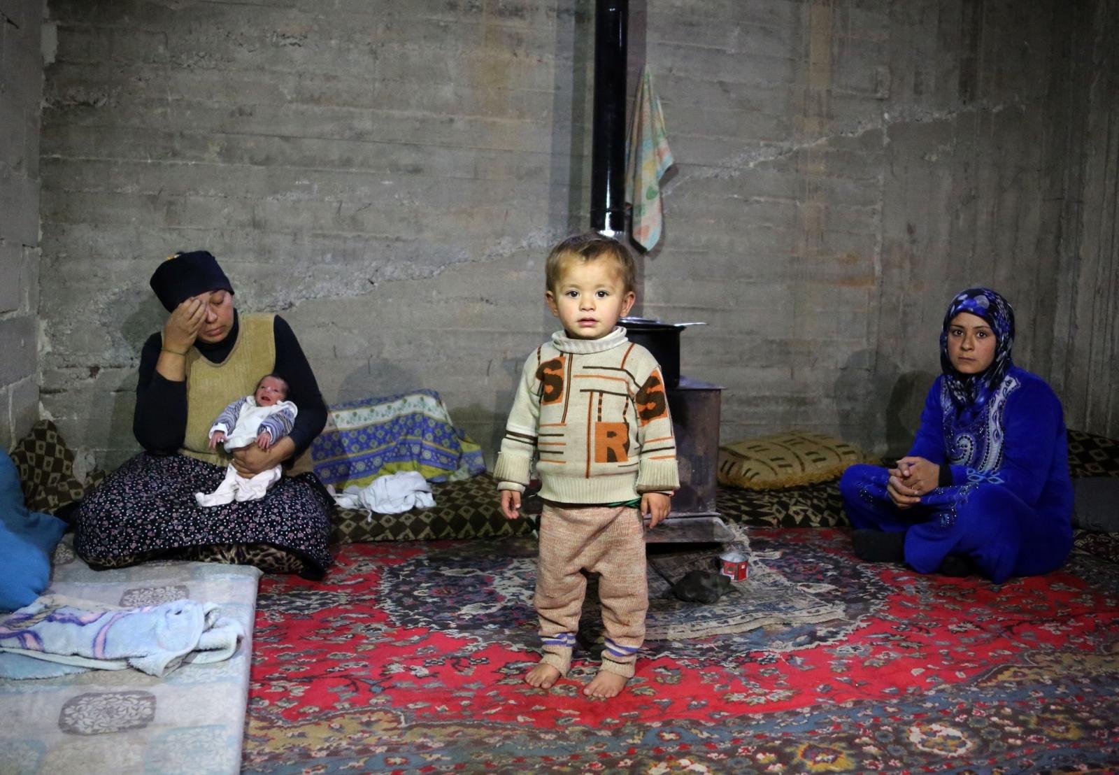 Turkey Syria Kurds