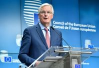 Michel Barnier Brexit press conference