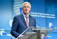 Michel Barnier Brexit press conference