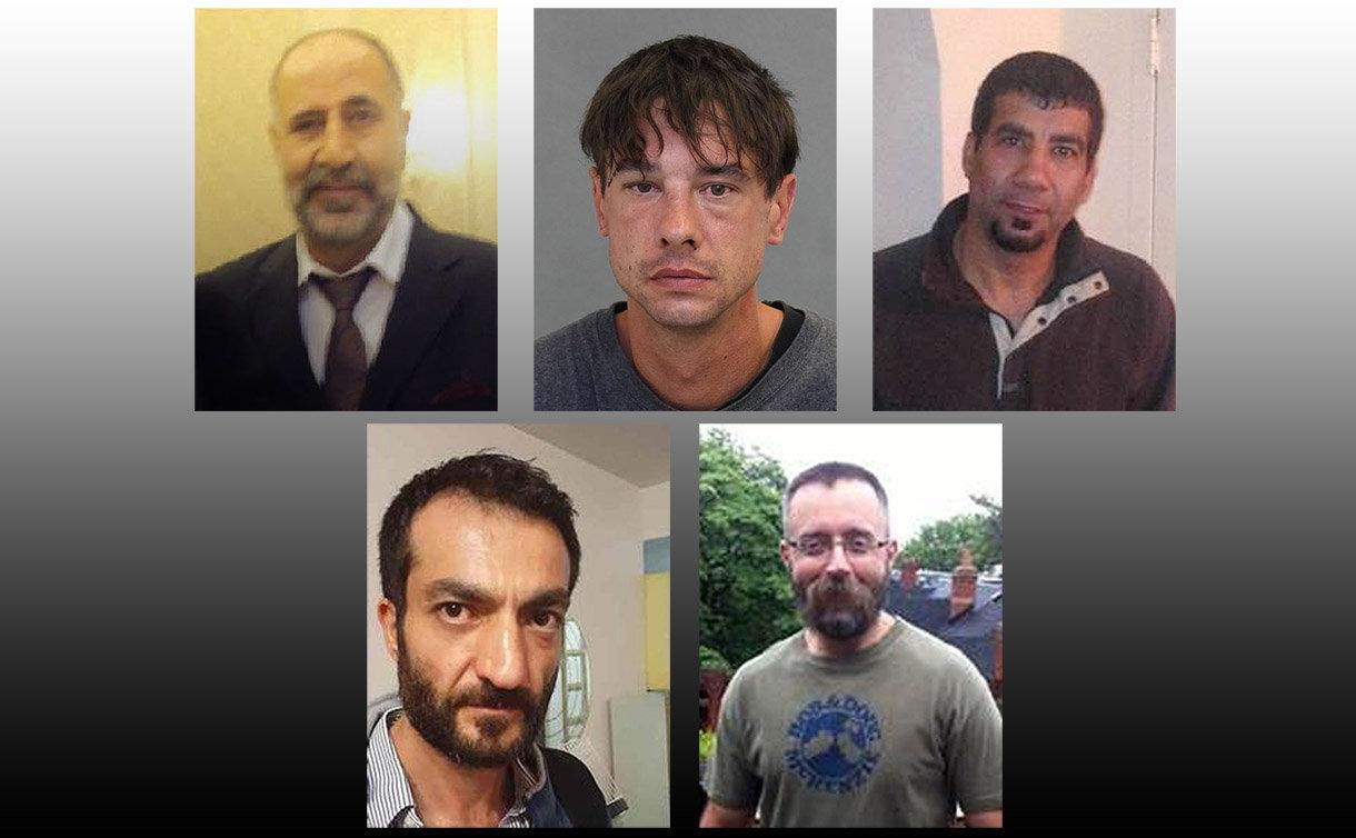 Toronto serial killer victims