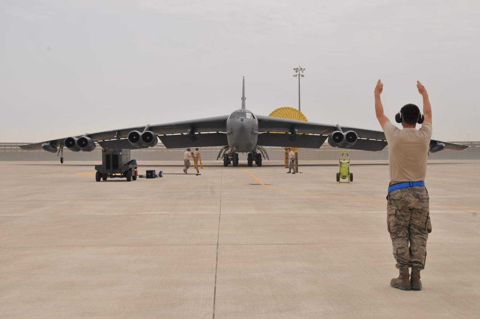US Air Base in Qatar