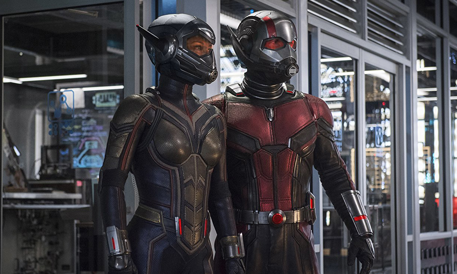 'Ant-Man and the Wasp' trailer shows Evangeline Lilly kicking butt