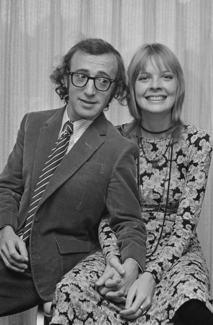 Woody Allen Diane Keaton,