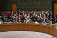 UN Security Council on North Korean sanctions