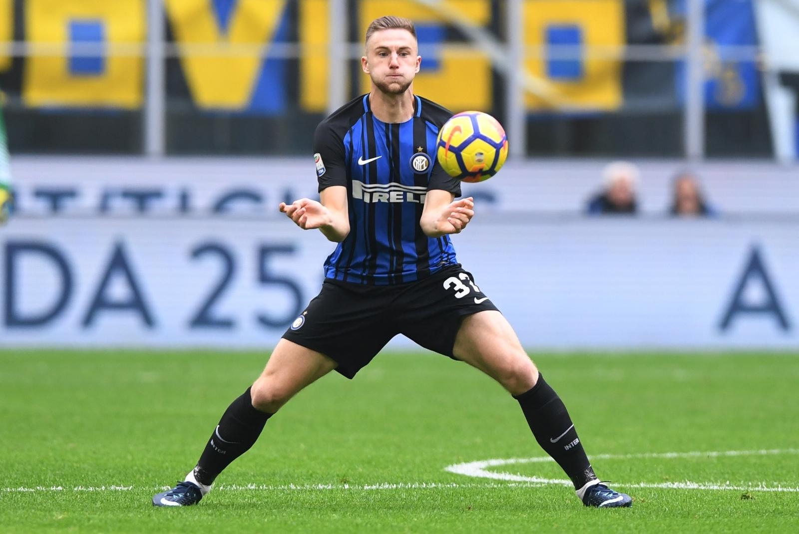 Inter reject mega money bid for Milan Skriniar